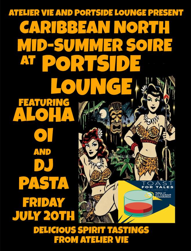 Portside poster